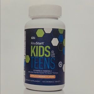 Boys & Girls - RITESTART * KIDS & TEENS VITAMINS